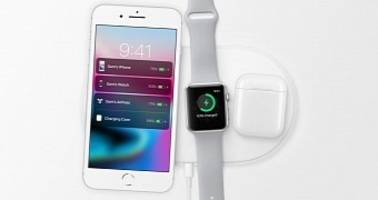 Faster Wireless Charging Enabled on iPhone 8/iPhone X with iOS 11.2