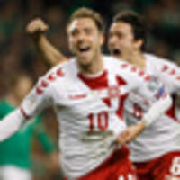 Football: Denmark beat Ireland to qualify for Fifa World Cup