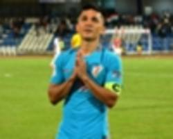 Sunil Chhetri set to miss AFC Asian Cup qualifier vs. Kyrgyzstan