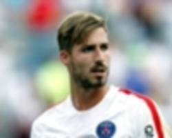trapp to consider psg future with world cup looming