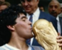 'I want to return' - Maradona seeks Argentina comeback