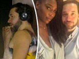alexis ohanian celebrates bachelor party in new orleans
