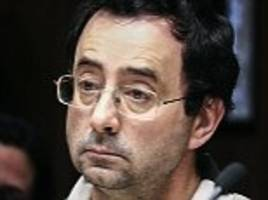 dr. larry nassar expected to change his not guilty plea