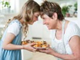 Grandparents giving children treats are shortening lives