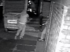 London father is gunned down with a semi-automatic weapon
