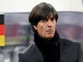 Germany boss Joachim Low 'sad' at Italy World Cup failure