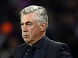 Italy 'make contact' with ex-Chelsea boss Carlo Ancelotti