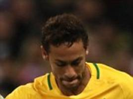 neymar: brazil tried everything to beat defensive england