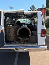 mexican authorities found another 'bazooka' likely used to hurl drugs over the border