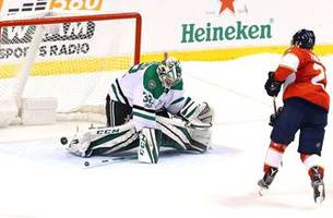 panthers earn shootout victory over stars