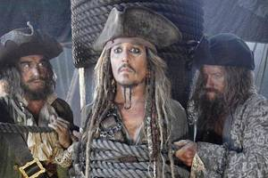 'Pirates of the Caribbean' Movies Are a Ripoff, Lawsuit Against Disney Says