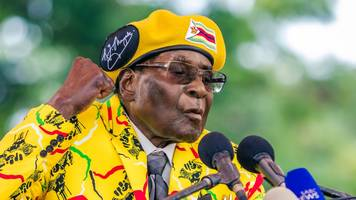 Robert Mugabe - revolutionary hero, or the man who wrecked Zimbabwe?