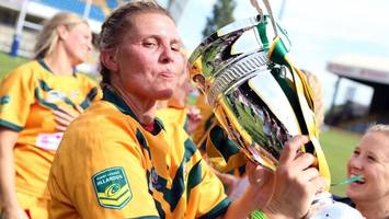 Women's Rugby League World Cup set to start in Sydney