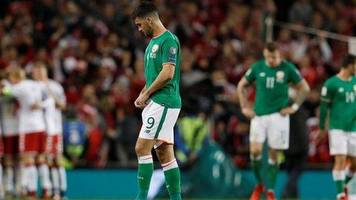 Republic of Ireland dreams crushed on home ground