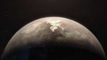 Nearby planet is a target for life