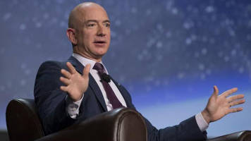 friendly reminder that jeff bezos is still trying to take over the universe