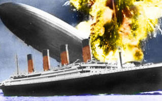 'hindenburg omen' meets 'titanic syndrome' for the first time since october 2007