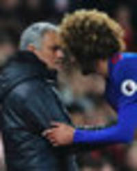Marouane Fellaini not happy with Man Utd contract offer: He could quit on free transfer