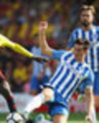 West Ham boss David Moyes targets Brighton defender Lewis Dunk as first signing
