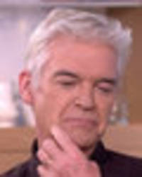 Phillip Schofield in ultimate graphic overshare at 10.30am