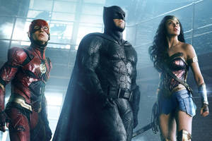 Justice League has something for everyone — and no way to fit it all together