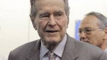 Experts say Bush groping allegations would be hard to prosecute