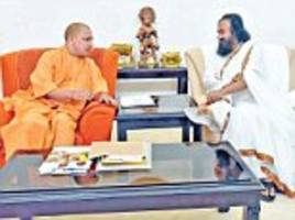 ravi shankar and yogi talk farming, poverty, cleanliness