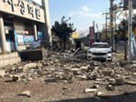 south korea earthquake prompts fears of north nuclear test