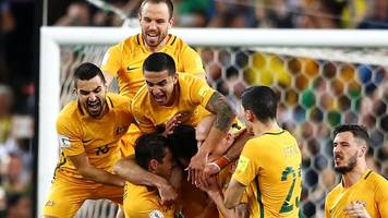 Australia qualify for fourth World Cup in a row