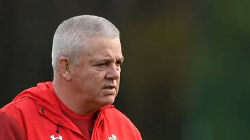 wales v georgia: gatland to make changes for cardiff match