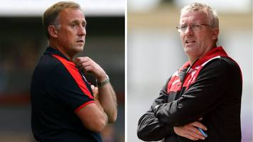solihull moors appoint mark yates and tim flowers as joint managers