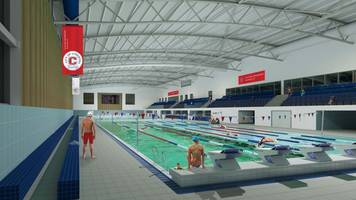 plans submitted for olympic-sized pool in coventry