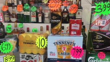 Supreme Court backs Scottish minimum alcohol pricing