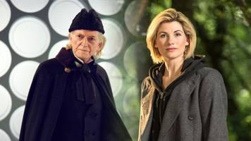 david bradley on jodie whittaker: 'she's perfect for the doctor'