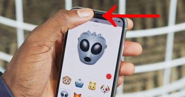 The iPhone X doesn't actually need Face ID for Animoji, apparently