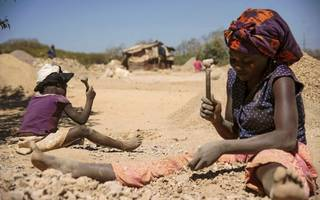 Big brands are failing to tackle child labour abuse in cobalt supply chains