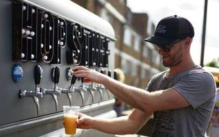 in london property, microbreweries are the new farmers markets