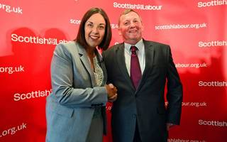 scottish labour's leader steps aside amid claims of misconduct