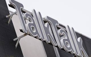 talktalk swings into the red – but its boss says it is delivering on plans