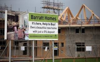 """Theresa May hints at new government policies to build """"more houses, more quickly"""""""