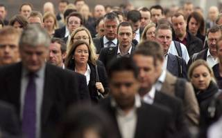 wage growth stayed flat in september as unemployment fell again