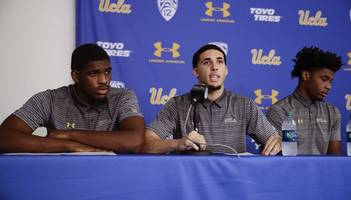 3 UCLA Basketball Players Apologize At News Conference For Shoplifting In China