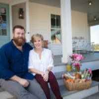 Ben and Erin Napier Return for a Second Season of HGTV Hit Series 'Home Town' on Monday, Jan. 8, at 9 p.m. ET/PT