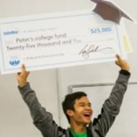 Oregon High School Student Awarded $25,000 Scholarship from Sallie Mae