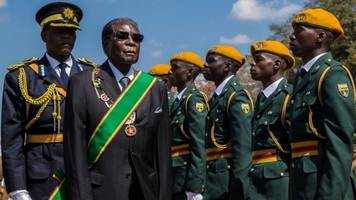 Zimbabwe: Has Robert Mugabe finally gone too far?