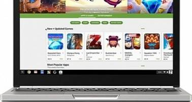 More Than Half of Chromebooks Now Support Android Apps and Google Play Store
