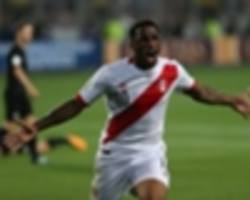 Peru 2 New Zealand 0 (2-0 agg): South Americans qualify for World Cup after 36-year wait