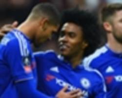'i don't know why he's at crystal palace' - willian wants loftus-cheek back at chelsea