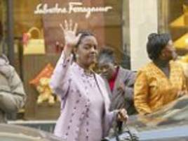 How 'Gucci' Grace Mugabe spent cash as Zimbabweans starved