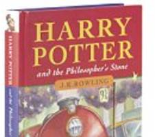 signed first edition harry potter sells for £106,000